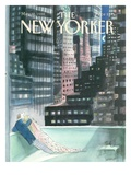 The New Yorker Cover - May 30  1988