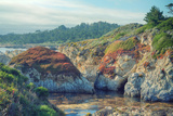 Colorful Point Lobos Seascape