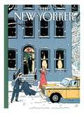 The New Yorker Cover - February 10  1997