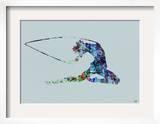 Dancer Watercolor 4