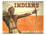 Indians  Bow and Arrow