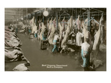 Meat Packing Plant