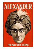 Alexander  the Man Who Knows