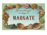 Greetings from Margate  New Jersey