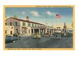 San Ysidro Border Station  California