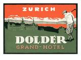 Grand Hotel Dolder  Zurich