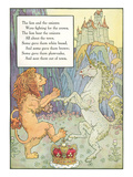 Mother Goose Rhyme  Lion and Unicorn