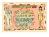 Mexican Paperdolls  La Novia