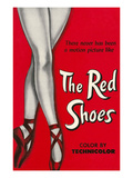 One-Sheet for the Red Shoes