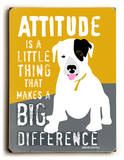 Attitude is a little thing