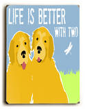 Life is better with two