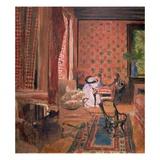 La Partie des Dames (The Board Game)  c 1905-10