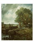 The Lock  1824