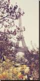 Springtime in Paris Tableau sur toile