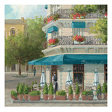 French Blue Café 2