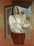 La Femme au Livre (Woman with Book)  1926