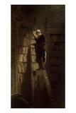 The Bookworm  c1850