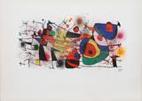 Ceramiques, from Ceramiques de Miro et Artigas (M. 928) Reproduction pour collectionneurs par Joan Miró