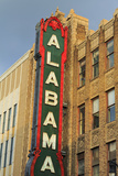Alabama Theatre on 3rd Street  Birmingham  Alabama  United States of America  North America