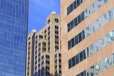 Financial District on 5th Avenue  Birmingham  Alabama  United States of America  North America