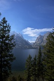 Jenny Lake  Grand Teton National Park  Wyoming  United States of America  North America