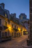 Quebec City  Province of Quebec  Canada  North America