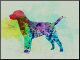 Labrador Retriever Watercolor