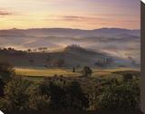 Dawn Mist Rising