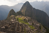 Machu Picchu  the Lost City of the Incas  and Huayna Picchu Peak