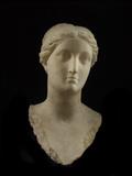 A Marble Bust of Queen Arsinoe III