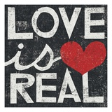 Love Is Real Grunge