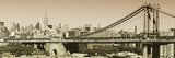Panoramic - Landscapes - Brooklyn Bridge - New York - United States