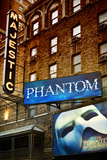 The Phantom Of The Opera - Majestic - Times Square - New York City - United States