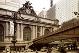 Grand Central Terminal - 42Nd Street - NYC Papier Photo par Philippe Hugonnard
