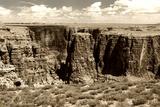 Vue Du Grand Canyon En Arizona Aux États Unis Papier Photo par Philippe Hugonnard