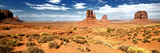 Panoramic Landscape - Monument Valley - Utah - United States