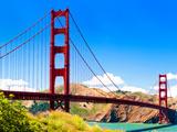 Landscape - Golden Gate Bridge - San Francisco - California - United States
