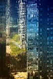 City Buildings - Reflection - 42st - Manhattan - New york - United States