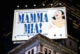 Advertising - Mamma Mia - Times square - Manhattan - New York City - United States