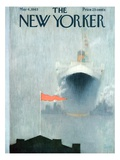 The New Yorker Cover - May 4  1963