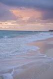 Sunrise, Bavaro Beach, Higuey, Punta Cana, Dominican Republic Papier Photo par Lisa S. Engelbrecht