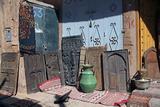 Berber Doors  Ourzazate  Morocco  Africa
