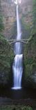 View of Multnomah Falls in Columbia Gorge, Oregon, USA Papier Photo par Walter Bibikow