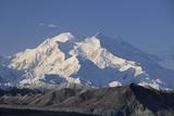 Mount McKinley  Denali National Park  Alaska  USA