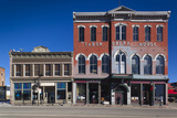 Historic Tabor Opera House  Leadville  Colorado  USA