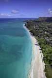 Kailua Beach  Oahu  Hawaii  USA