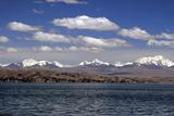 Bolivia  Lake Titicaca  Scenic Mountains