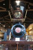 Steam Locomotive Train  Nevada State Railroad Museum Carson City  Nevada  USA