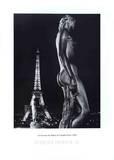 La Terrasse du Palais de Chaillot  Paris