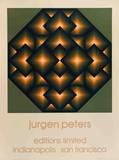 Octogon V Reproduction pour collectionneurs par Jurgen Peters